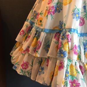 Vintage Dresses - Vintage Square Dance Dress
